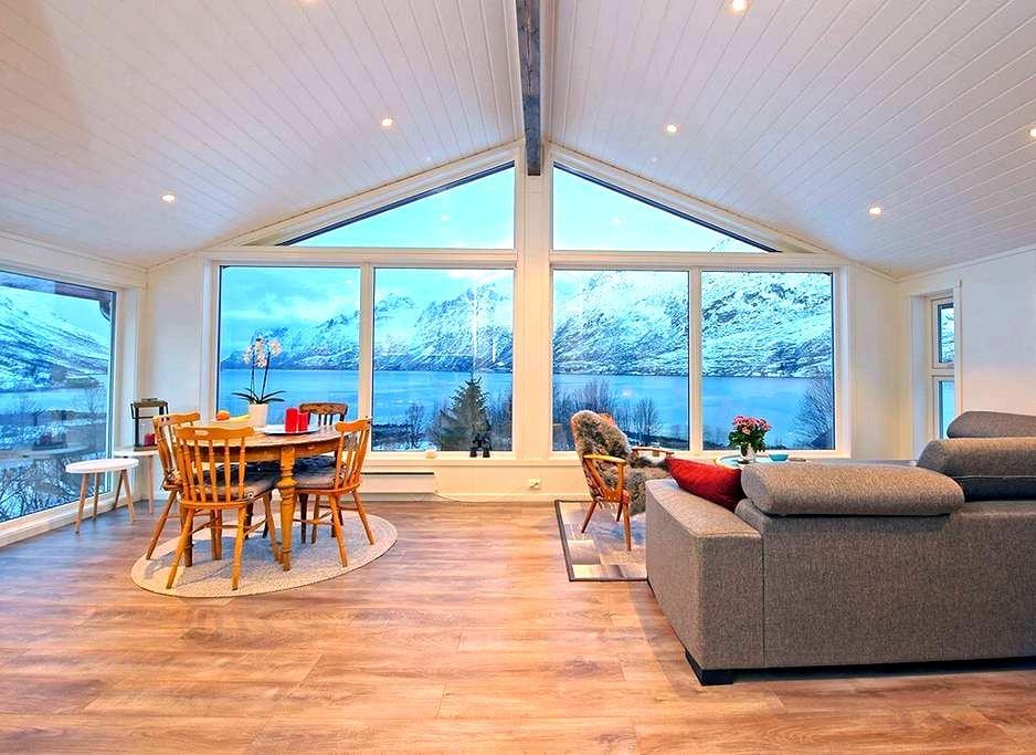 Leilighet med 3 soverom - Tromsø - Wohnung