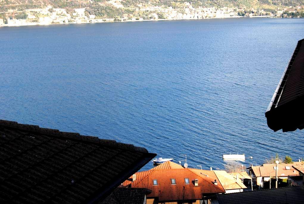 Casa da Giorgia view Lake Como - Lezzeno