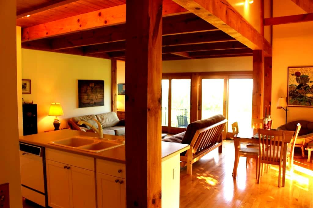 Green Energy Ecohaven - Mansfield - Appartement
