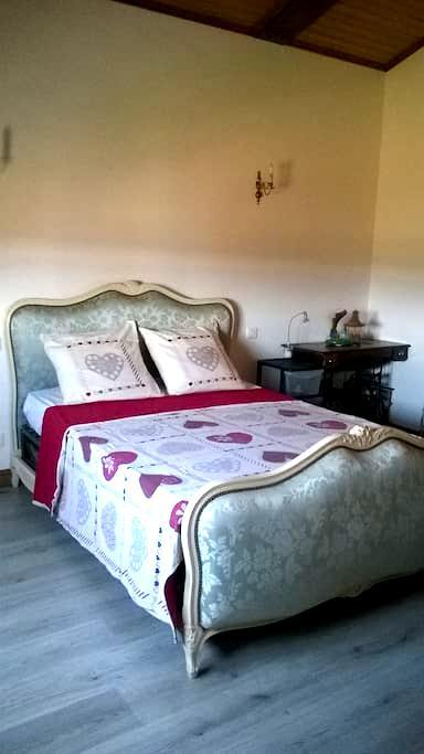 Belle chambre d'hôte - Fourques-sur-Garonne - Pension