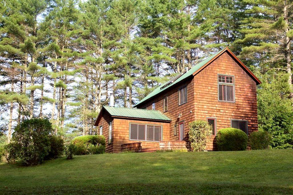 Southern Vermont Hideaway - Brookline