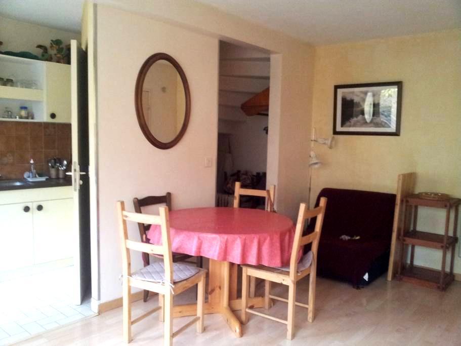 Appartement Idéalement situé dans Barcelonnette - Barcelonnette - Apartment