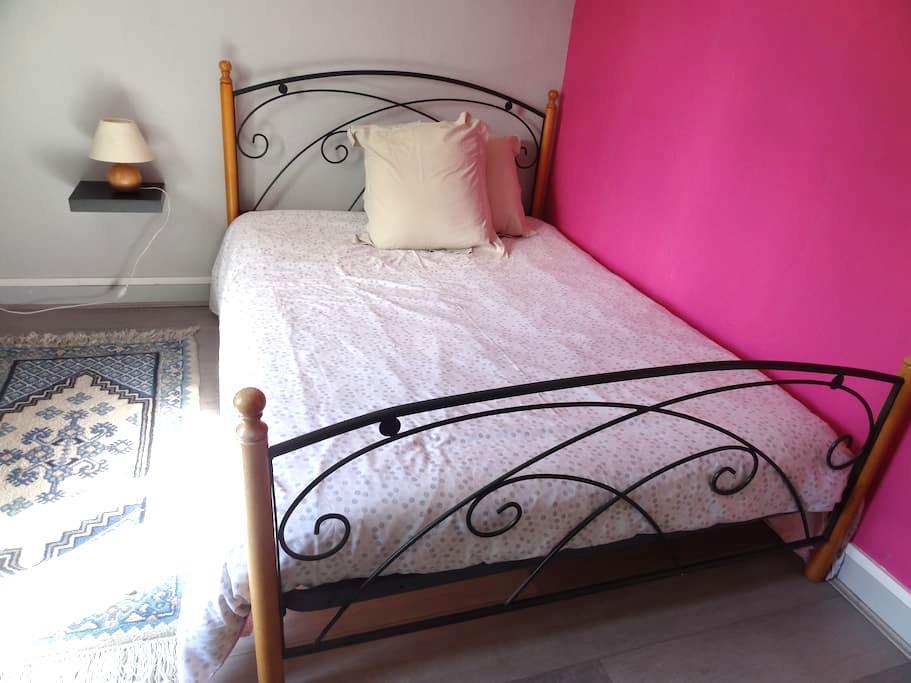 chambre calme maison examen Laplace - Arcueil - Casa