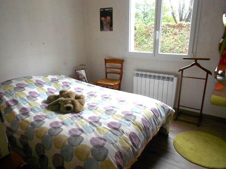 chambre au calme dans clisson - Clisson - Haus