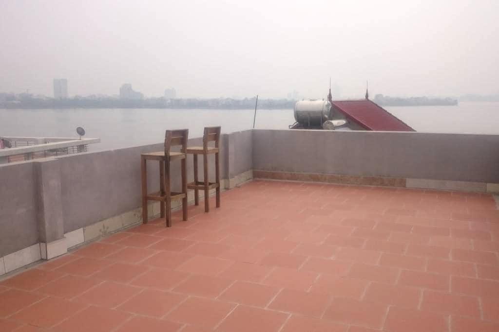 Lake side studio apartment 01 - Tây Hồ - Apartment