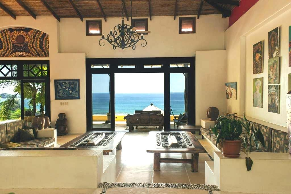 Dominical 3 Bed room 2 bath - House