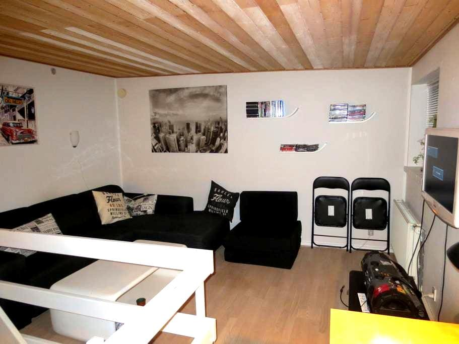 Nice and cozy 2 room apartment - Aalborg - Maison