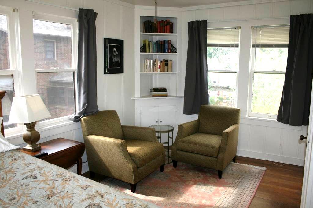 Cozy Garage Apartment in Historic Fairmount - Fort Worth - Apartment