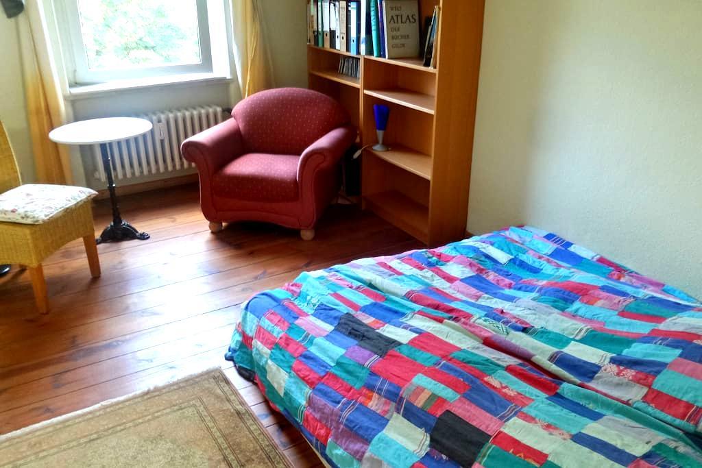 Cosy, quiet and sunny room - Berlín - Apto. en complejo residencial