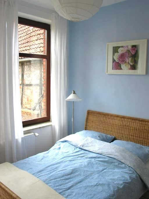 charming room downtown - Luneburgo - Bed & Breakfast