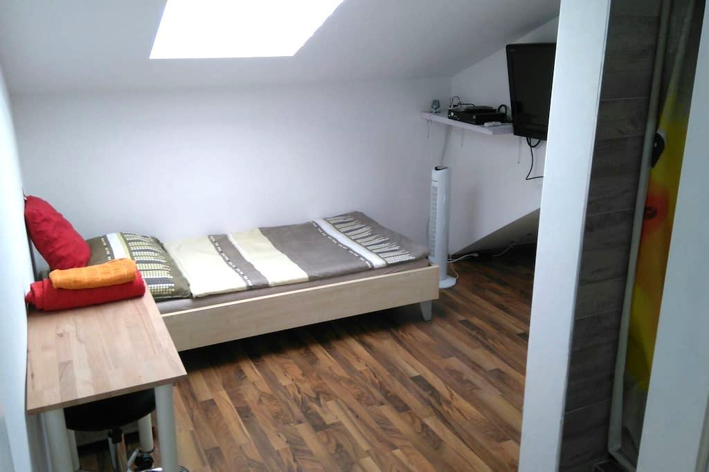 Ray´s billet one bedroom 1 + shower - Vienna