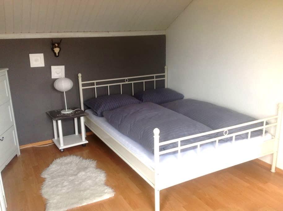 Kleines gemütliches Zimmer im Grünen - Rheinbach - Haus