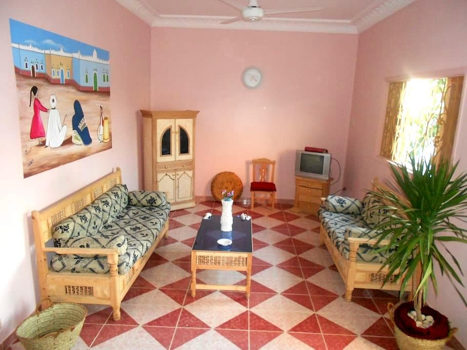 Villa next to Nilo - ROSE FLAT - - Luxor - Byt