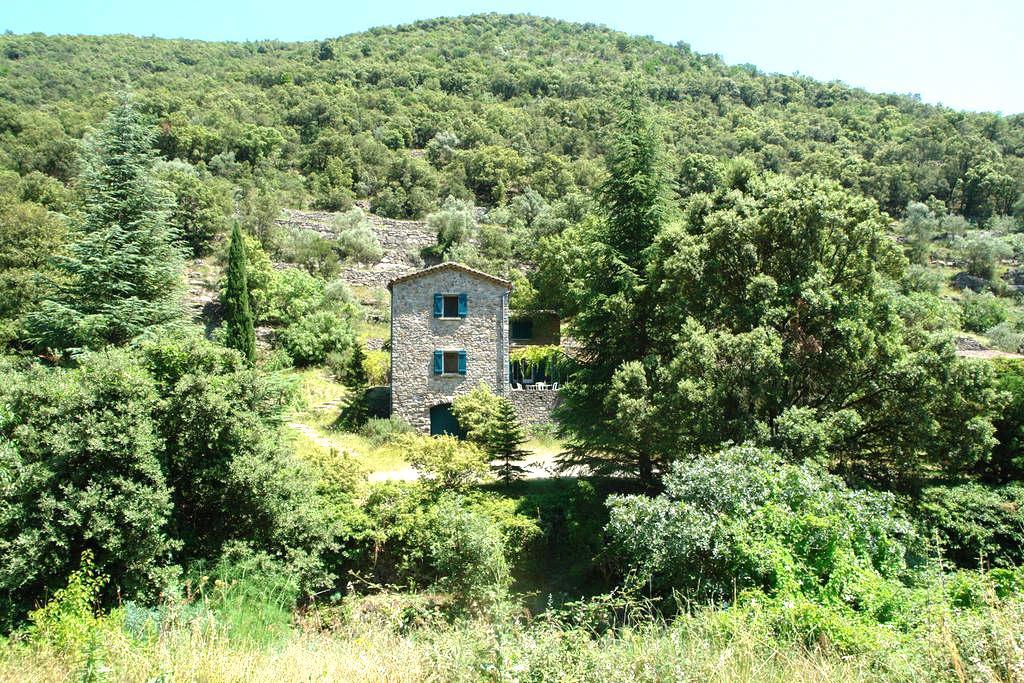 Maison avec Piscine en Cévennes - Anduze - Dom