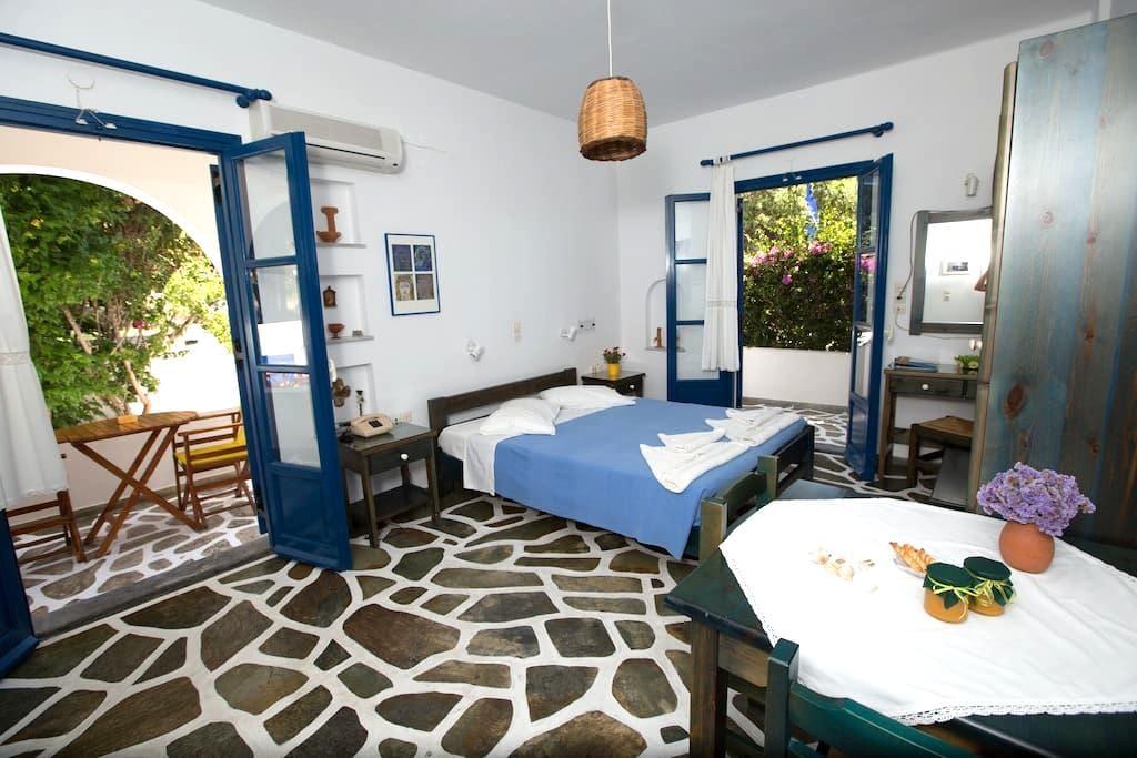 angies studios  2 beds - Πάρος - Apartment