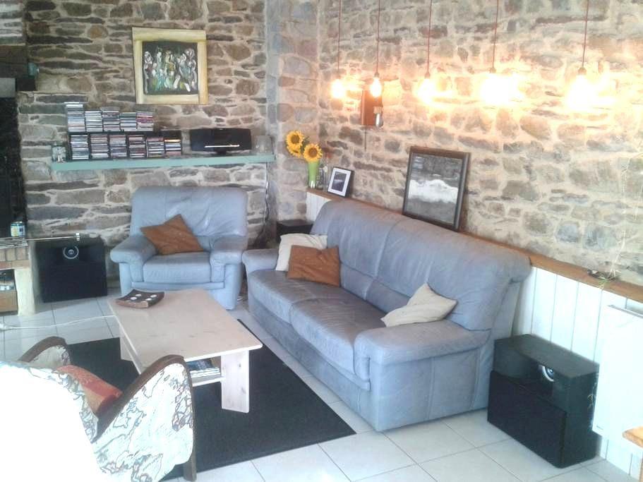 Maison en Brocéliande - Saint-Malo-de-Beignon - House