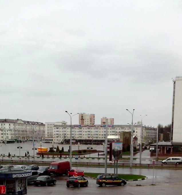 Квартира на сутки на Московском - Viciebsk - Flat
