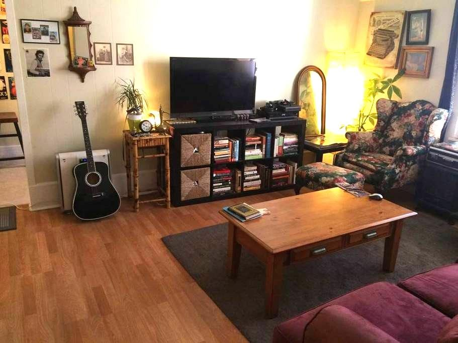 Large and Very Comfy Near Lake Merritt - Oakland - Apartment