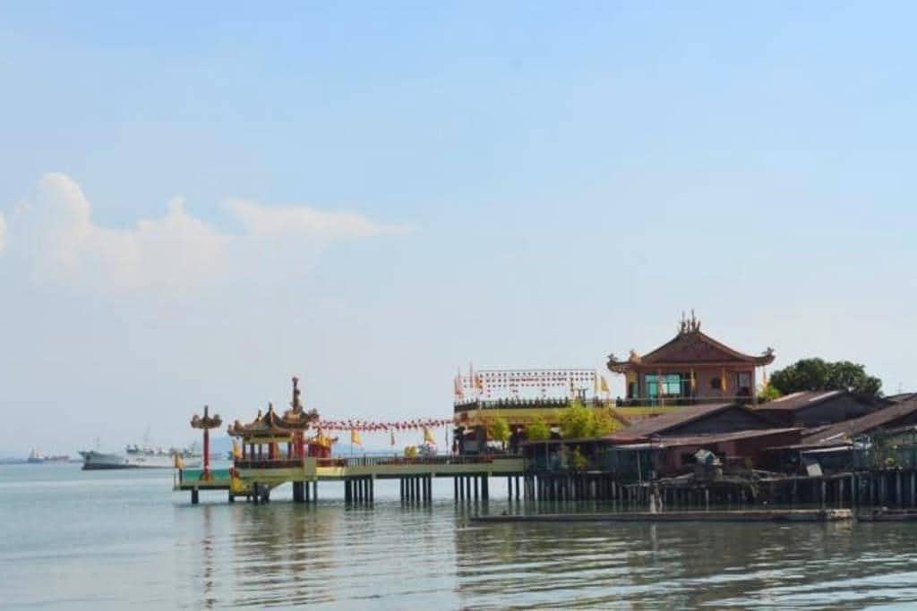 hostel silence sea library - Pulau Pinang - 別荘
