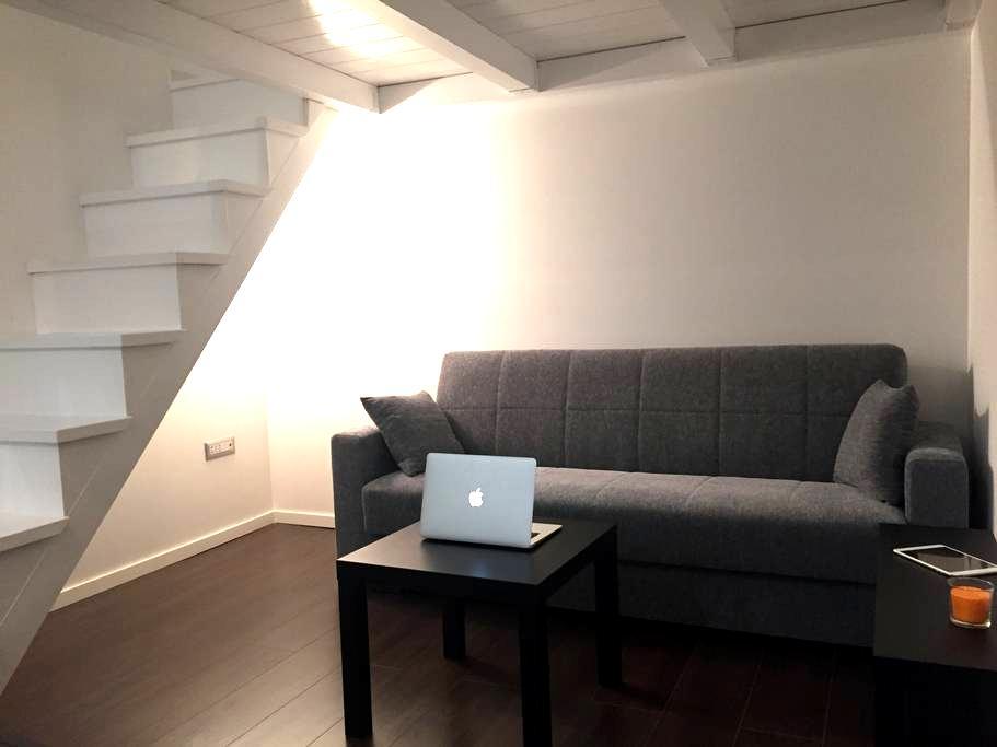 Loft 20 mq di puro comfort. - Oppido Lucano