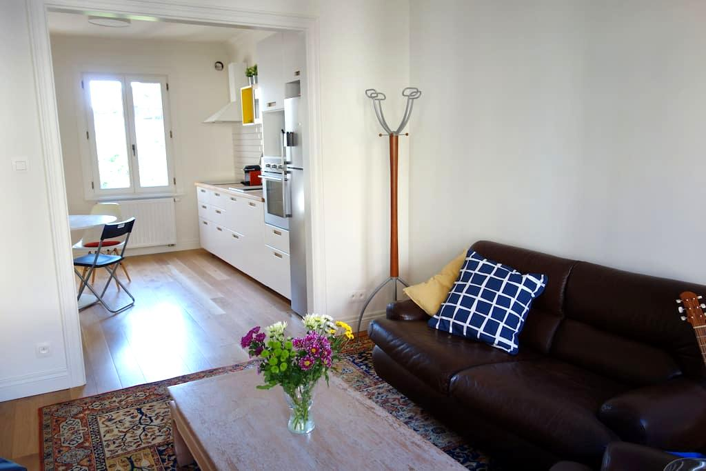 Bright and quiet apartment around Central Station - Antwerp - 公寓