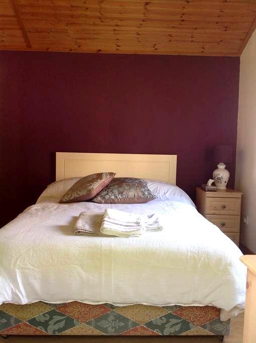 Beechdale Lodge - Moycullen - Almhütte