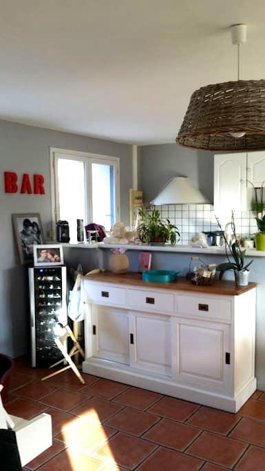 Petite maison de campagne  - Vignoux-sur-Barangeon - Hus