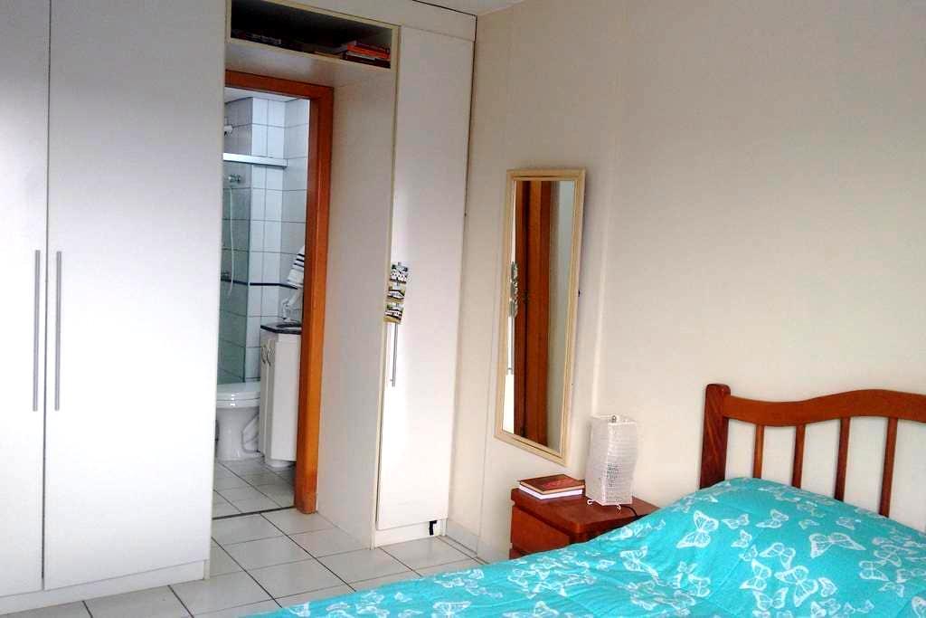 apartamento de um quarto no Lago Norte - Setor de Habitações Individuais Norte - Wohnung