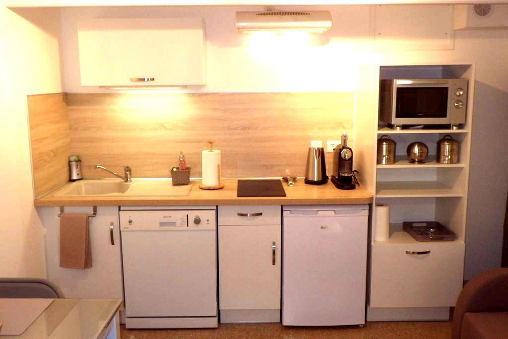 appartement de village type 3  - Mane - Квартира