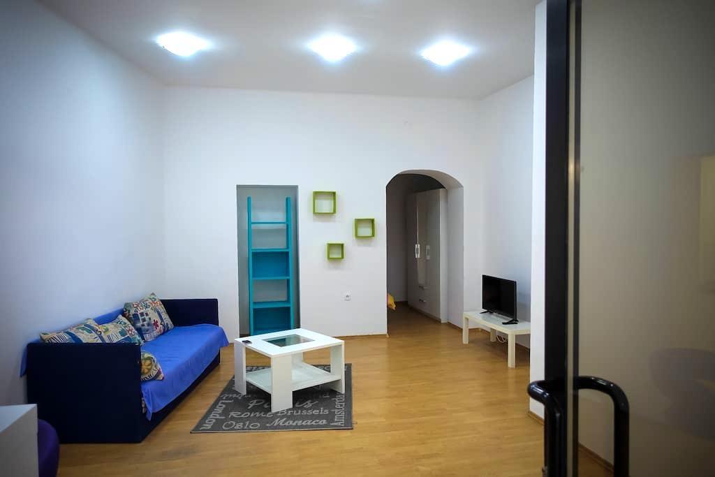Studio apartment 10 min walk from the beach - Rijeka