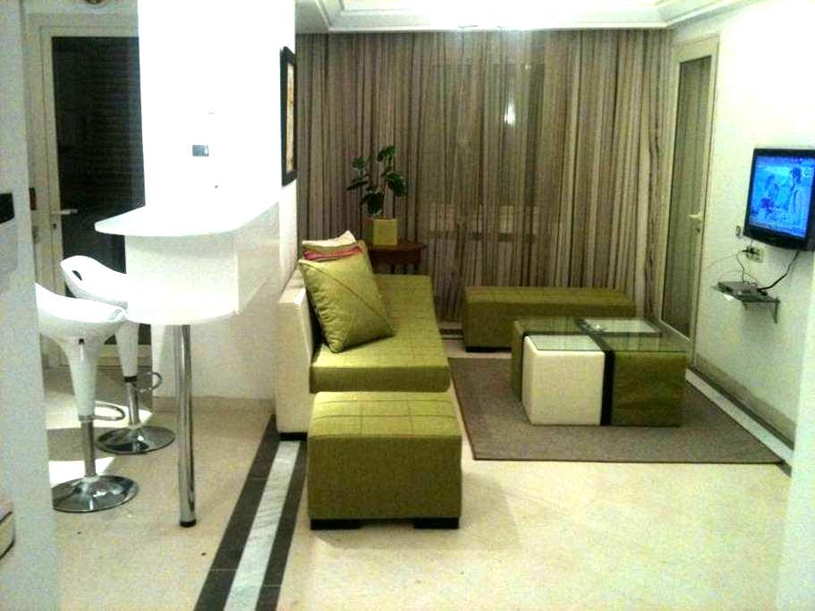 Charmant appartement - Tunus - Daire
