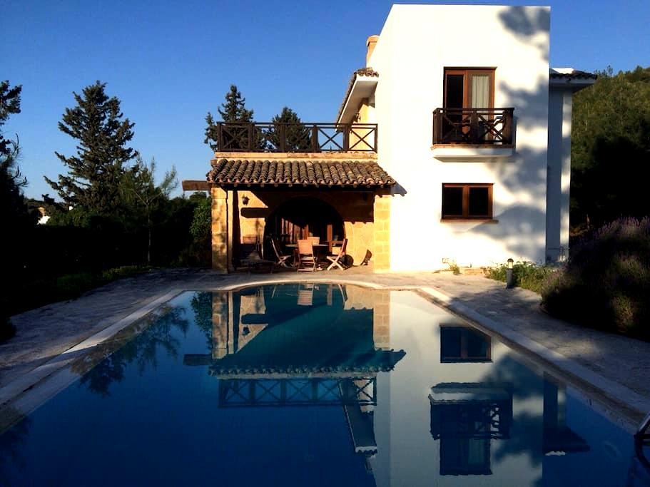 Holiday Villa Rentals North Cyprus - Alsancak - Villa