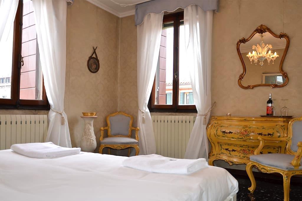 ROOFTOP Residence - Canal Grande - Veneza - Apartamento