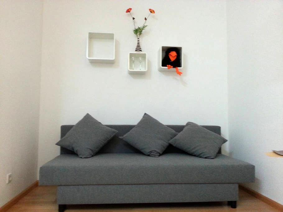 Sunny studio, 18m² - Oberried - Hus