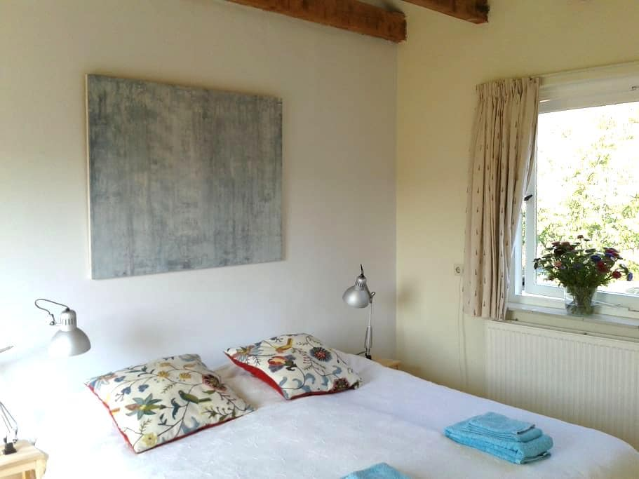 BenB Het Blauwe Bed - Arnhem - Bed & Breakfast