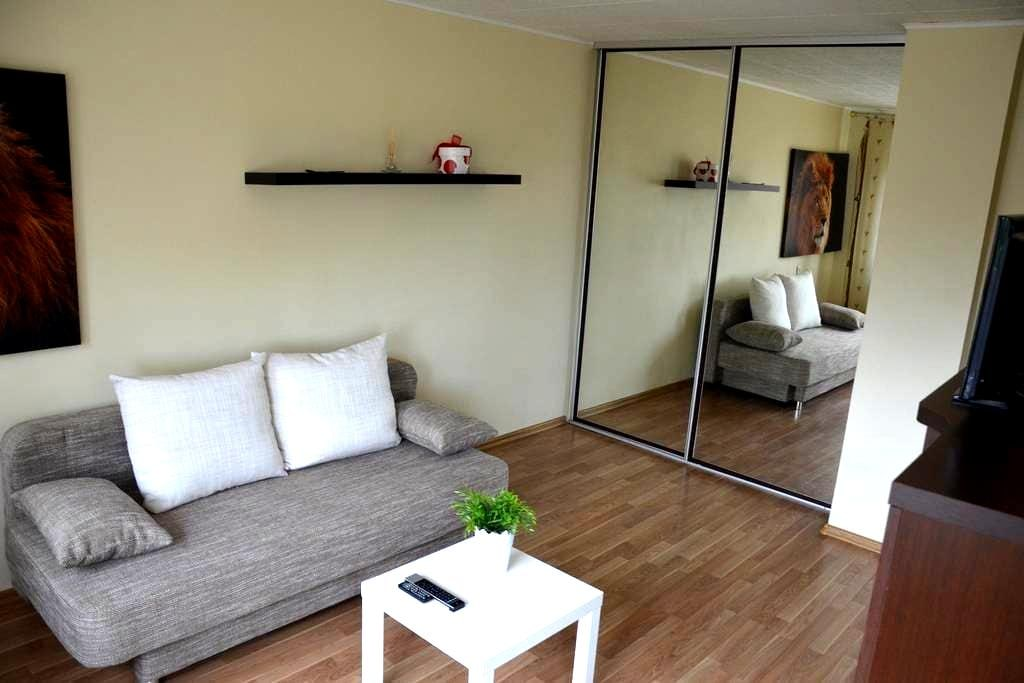 Center Studio Apartment - Marijampolė - Apartemen