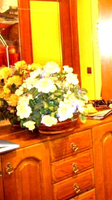 Piso 3 dormitorios bonito y acogedo - La Felguera  - House