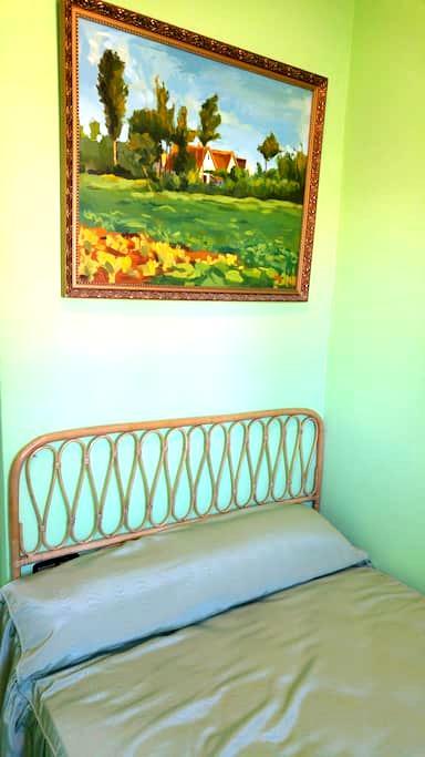 Alquiler habitacion doble con baño - El Rocío - Rumah