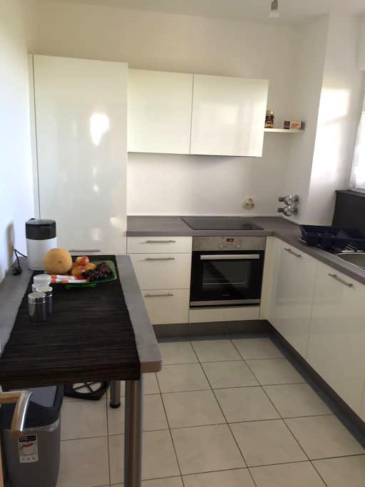 3 Zimmerwohnung in gepflegter Wohnanlage - Brema