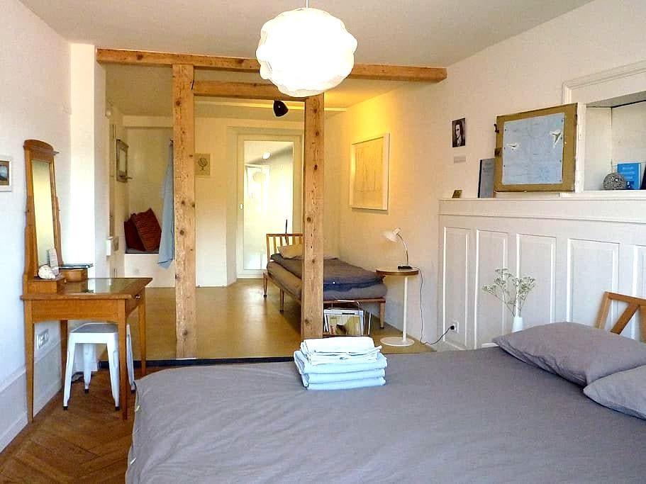 Schönes Zimmer für 1-4 Pax in Aarau - Aarau