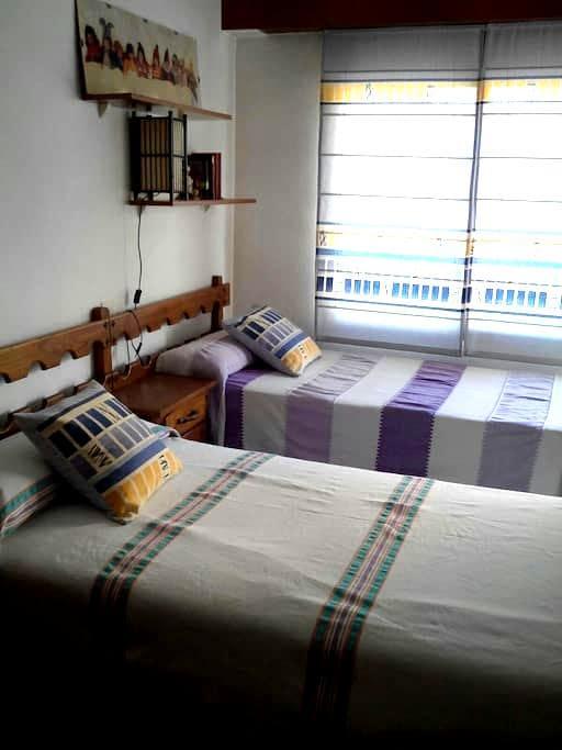 Habitación con baño privado - Elda - Lejlighed
