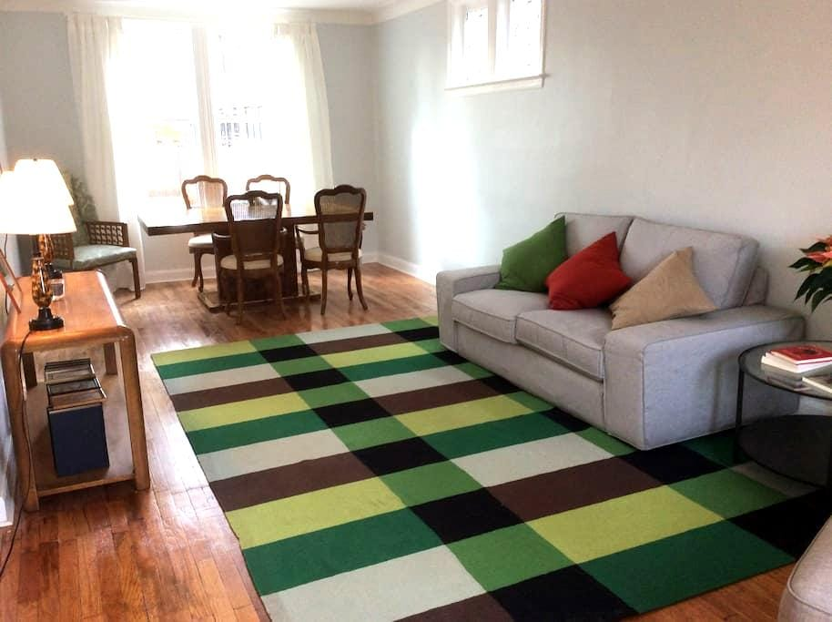 Gorgeous home (3 rooms) in trendy West Village. - Detroit - Hus