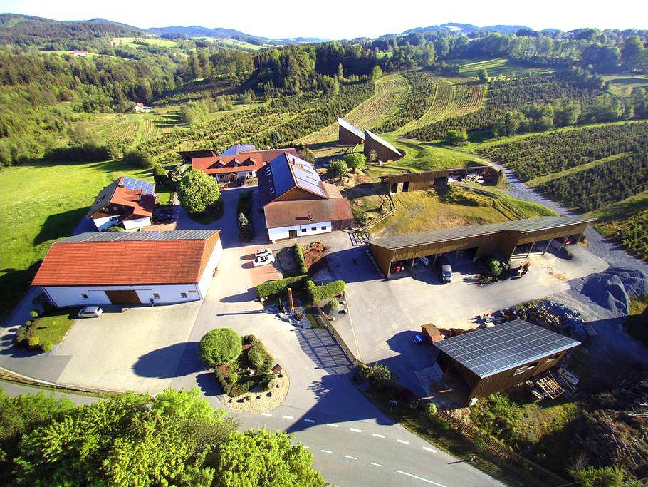 Ferienhof Höninger, Top Fewo´s, nette Gastgeber - Konzell