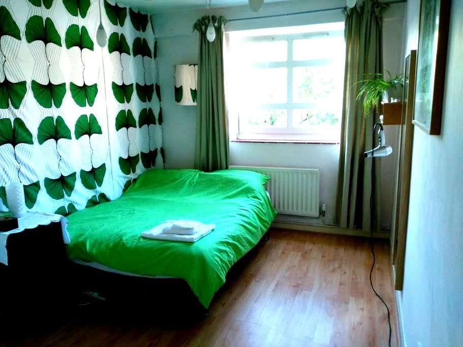 Double bed in the heart of Hackney - Londra - Appartamento