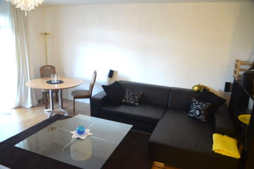 new flat, near Airport(20)City(15)shopping mall(2) - Wallisellen - Byt