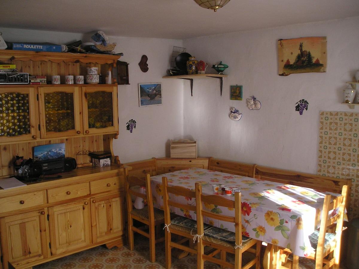 Casa rustica Altopiano di Asiago a Enego - Häuser zur Miete ...