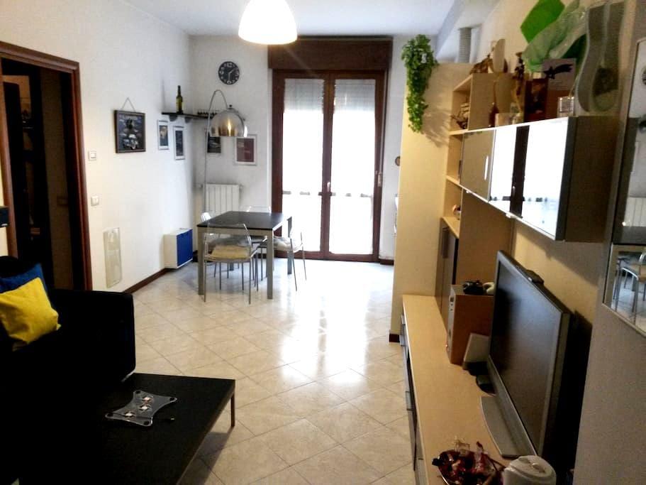 Apartment near metro mm1 city center - Sesto San Giovanni - Apartament