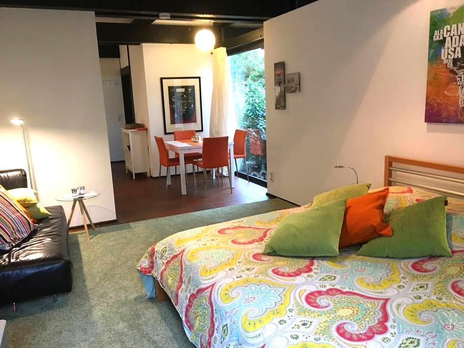 Quiet apartment in the south of Berlin - Kleinmachnow - Appartement
