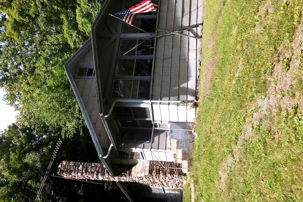 catskill cottage - Jewett - Casa