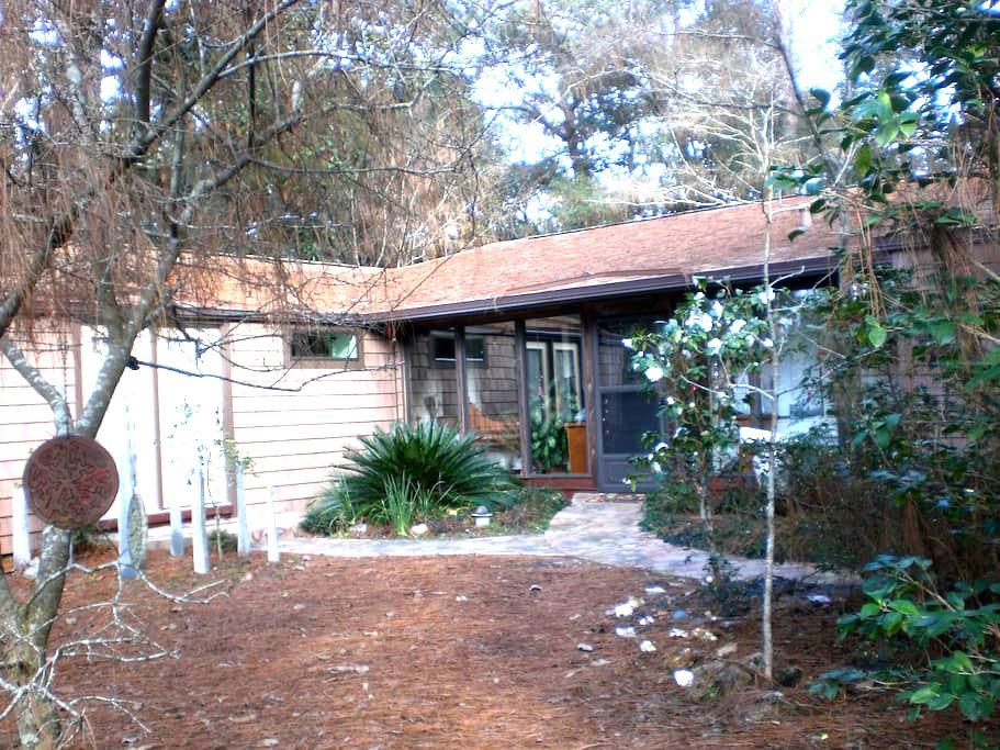 Longwood Nature Habitat - Shalimar